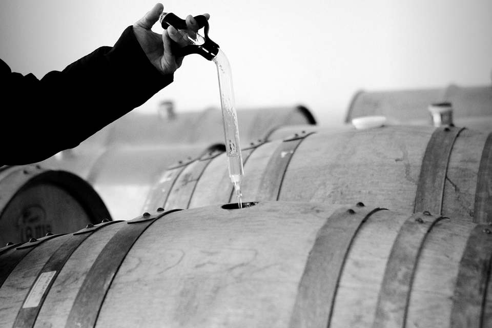 traditional wine making methods